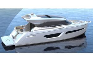 New Carver C52 Coupe Express Cruiser Boat For Sale