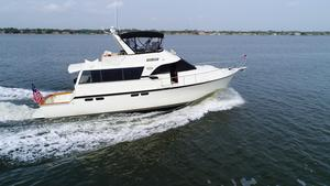 Used Ocean Yachts 56' Cockpit Motor Yacht Motor Yacht For Sale