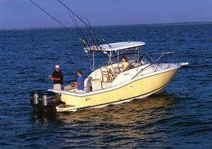 Used Scout Boats 280 Abaco Saltwater Fishing Boat For Sale