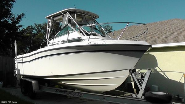 Used Grady-White 24 Walkaround Fishing Boat For Sale