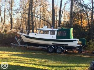 Used C-Dory 22 Cruiser Pilothouse Boat For Sale