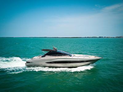 Used Riva 63 Vertigo Express Cruiser Boat For Sale