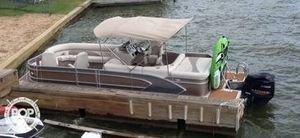 Used Manitou MB 25 SHP Pontoon Boat For Sale