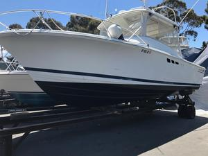 Used Luhrs 29 Open Saltwater Fishing Boat For Sale
