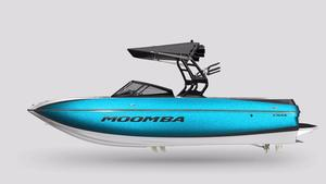 New Moomba Craz Ski and Wakeboard Boat For Sale