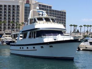 Used Vega Marine 60' Long Range Cruiser Motor Yacht For Sale
