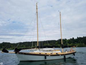 Used Colvin Design 37 Ketch Sailboat For Sale