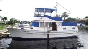 Used Albin Sundeck Trawler Boat For Sale