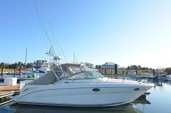 Used Sea Ray 290 Amberjack River Cruiser Boat For Sale