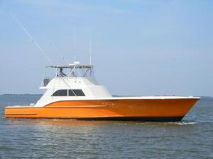 Used Custom Carolina Commercial Boat For Sale