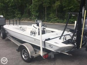 Used Riptide 18 Flats Fishing Boat For Sale