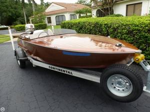 Used Glen-L Marine 14 Runabout Boat For Sale