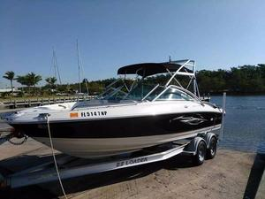 Used Monterey 228SI Montura Runabout Boat For Sale