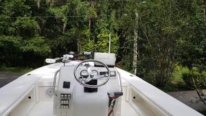 Used Canyon Bay 2270 Saltwater Fishing Boat For Sale