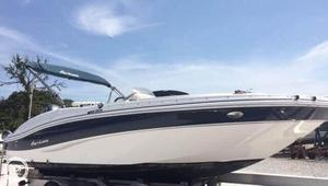 Used Hurricane SS 203 Deck Boat For Sale