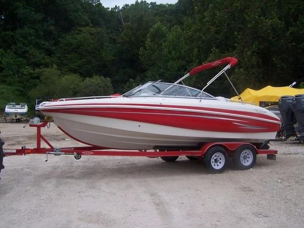 Used Tracker Tahoe Q8I Bowrider Boat For Sale