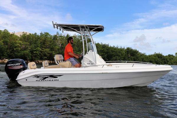 New Glasstream 192 CC Center Console Fishing Boat For Sale