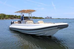 Used Chapman Transition Chapman 28 Tender Boat For Sale