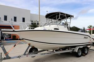 Used Angler 2100 WA Walkaround Fishing Boat For Sale