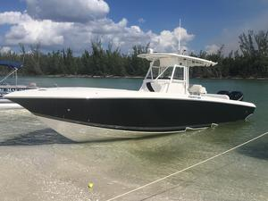 Used Fountain Center Console Fishing Boat For Sale