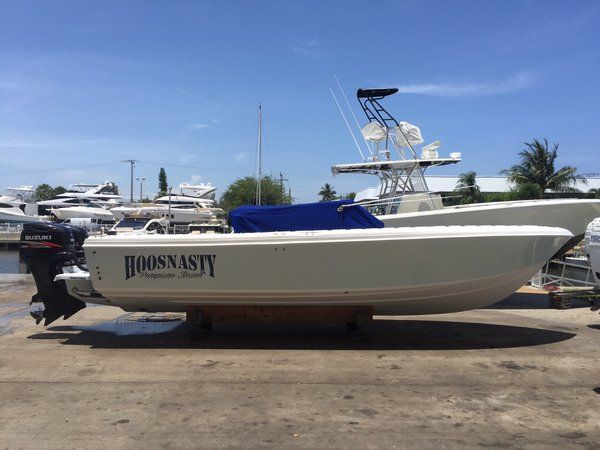 Used Bluewater Center Console Boat For Sale