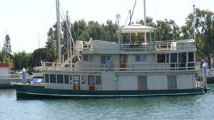 Used Garbott-Walsh Converted ferry boat Antique and Classic Boat For Sale