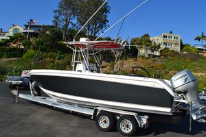 Used Sea Chaser 2600 CC Saltwater Fishing Boat For Sale
