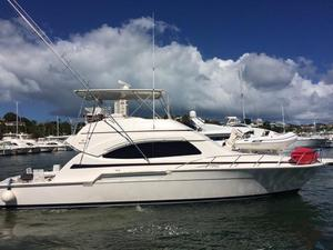 Used Bertram 510 Convertible Saltwater Fishing Boat For Sale
