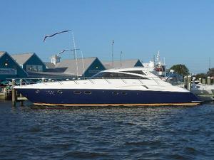 Used Viking Princess V58 Sport Cruiser Express Cruiser Boat For Sale