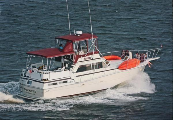 Used Viking Aft Cabin/Double Cabin Motor Yacht For Sale
