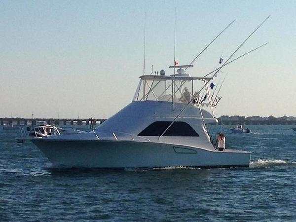 Used Cabo Yachts 40 Convertible Fishing Boat For Sale