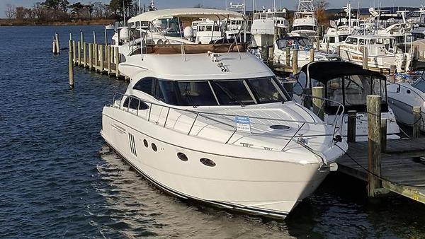 Used Princess 58 Flybridge Motor Yacht For Sale