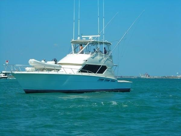 1991 used hatteras 50 convertible sports fishing boat for for Hatteras fishing boat