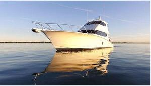 Used Hatteras Enclosed Flybridge Sportfish Sports Fishing Boat For Sale