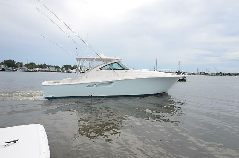 2013 used tiara 4300 open motor yacht for sale 549 500 for Palm beach motor yachts for sale