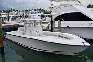 Used Sea Vee 34 Center Console Fishing Boat For Sale