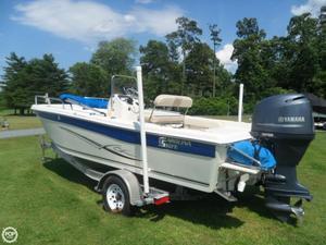 Used Carolina Skiff 19 Ultra Elite Center Console Fishing Boat For Sale