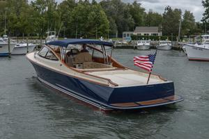 Used Hinckley T38R Convertible Cuddy Cabin Boat For Sale