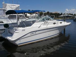 Used Sea Ray 270da Sports Cruiser Boat For Sale