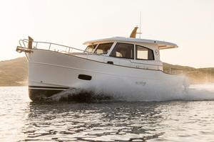 New Minorca Islander 34 Motor Yacht For Sale