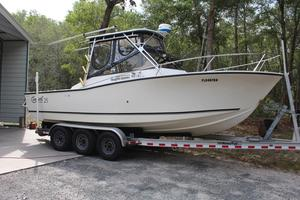Used Carolina Classic 25 Sports Fishing Boat For Sale