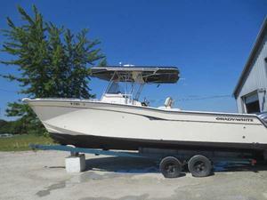 Used Grady-White 306 BIMINI Freshwater Fishing Boat For Sale