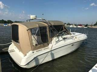Used Rinker 280 Fiesta Vee Aft Cabin Boat For Sale