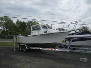 Used Parker Sports Fishing Boat Sports Fishing Boat For Sale