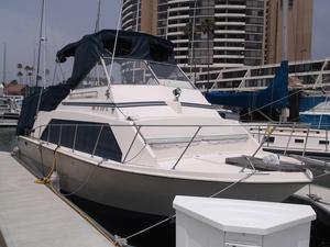 Used Carver Mariner 32 Flybridge Boat For Sale