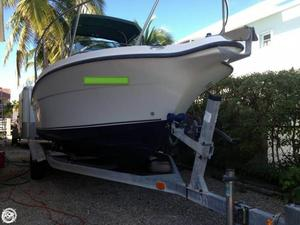 Used Trophy 2002 Walkaround Fishing Boat For Sale