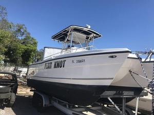 Used Prokat 2200 KATCC Power Catamaran Boat For Sale