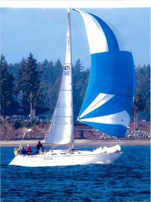 Used Ranger 32 Sloop Sailboat For Sale