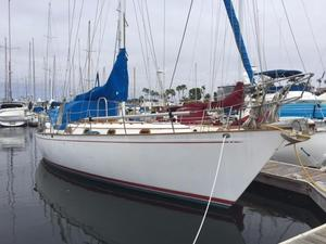 Used Peterson Yu Ching Marine 44 Center Cockpit Sailboat For Sale