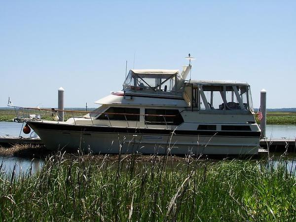 Used Vista 40 Trawler Boat For Sale